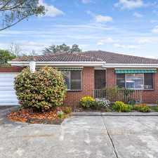 Rental info for Surprisingly quiet in the Watsonia area