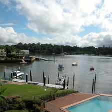 Rental info for Boutique Waterfront Apartment