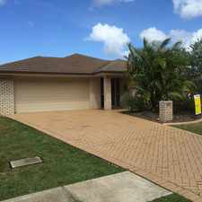 Rental info for PLENTY OF ROOM IN THIS NEAT AND TIDY FOUR BEDROOM HOME IN JENSEN ROAD- LONG TERM TENANT REQUIRED in the Caboolture area