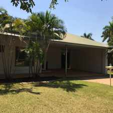 Rental info for Family home in the heart of Durack - Fairway Waters in the Holtze area