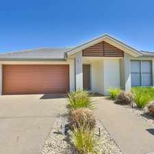 Rental info for MODERN 4 BEDROOM HOME in the Mildura area