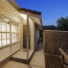 Rental info for Fully Renovated, Secure & Private in the Campbelltown area