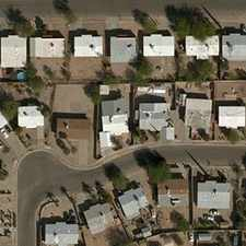 Rental info for House for rent in Tucson. Single Car Garage!