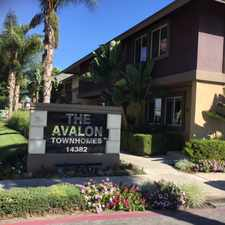 Rental info for Beautiful 2 Bedroom 1.5 Bath Apartment Home! in the Tustin area