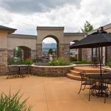 Rental info for 2 bedrooms - Upscale Apartments in Colorado Springs.