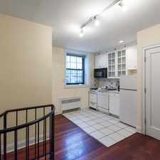 Rental info for Park Ave & E 37th St in the New York area