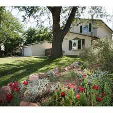 Rental info for Alpine St & Yew Court in the Longmont area