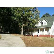 Rental info for BEAUTIFUL SPACIOUS HOME LOCATED IN PINSON