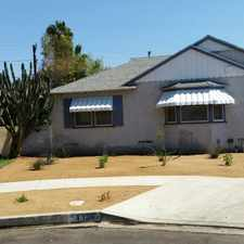Rental info for THIS IS A BEAUTIFUL 3/1 HOME ON A CUL DE SAC NEAR IMPERIAL HWY AND THE 105 FREEWAY in the Harbor Gateway North area