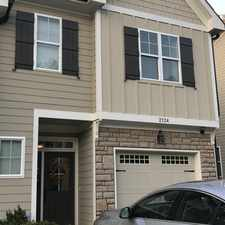 Rental info for 2124 Scarlet Maple Drive in the Raleigh area