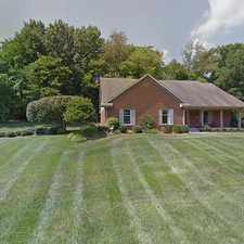 Rental info for Single Family Home Home in Vincennes for For Sale By Owner