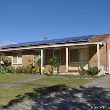 Rental info for Boronia Heights home with 5KW inverter solar!! in the Greenbank area