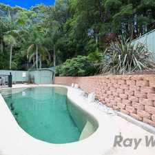Rental info for GORGEOUS HOME WITH POOL! in the Cardiff area