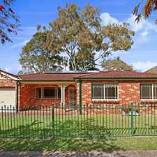 Rental info for Very Quiet and Low Maintenance in the Thornleigh area