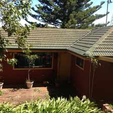Rental info for Two Bedroom House in the Kiama area
