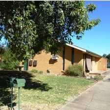 Rental info for Great Lake Albert location in the Wagga Wagga area