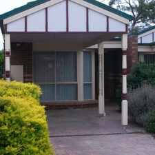 Rental info for Modern 2 Bedroom home Close to Monash University