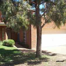Rental info for 4 BEDROOM HOME IN BOTANICA PARK!!