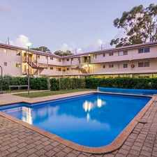 Rental info for Neat unit with a pool in the Orelia area