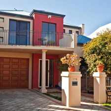 Rental info for Relaxed Fremantle living