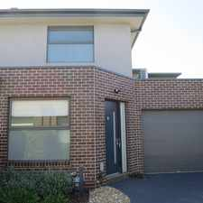 Rental info for MODERN TOWNHOUSE IN CONVENIENT LOCATION!! in the Melbourne area