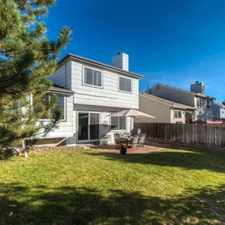 Rental info for House for Sale