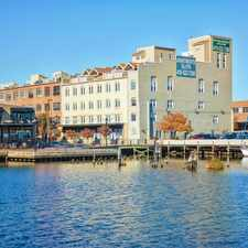 Rental info for Thames Point in the Fells Point area