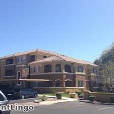 Rental info for 1616 West Germann Road in the Chandler area