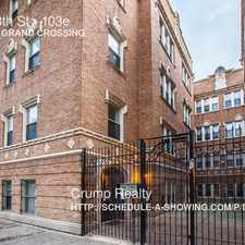 Rental info for 917 E 78th St in the Grand Crossing area
