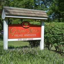 Rental info for Gulph Mills Village