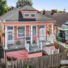 Rental info for $1800 1 bedroom House in Garden District in the Uptown area
