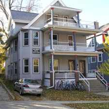 Rental info for 306-308 N Breese Terrace