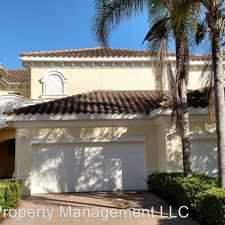 Rental info for 802 Triano Circle