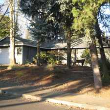 Rental info for Beaverton One-level in the Vose area