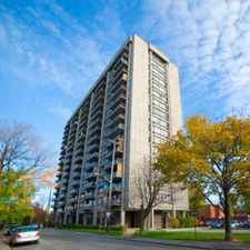 Rental info for Queen Elizabeth and Laurier: 10 Queen Elizabeth Drive, 0BR in the Rideau-vanier area