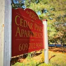 Rental info for Creek Road Apartments