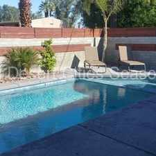 Rental info for Seasonal - Charming Palm Desert Pool Home