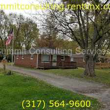 Rental info for Charming updated 3 bedroom and 1 bath in the Indianapolis area