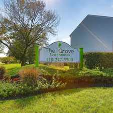 Rental info for The Grove Townhomes