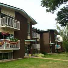 Rental info for Birchview in the Garneau area