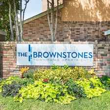 Rental info for The Brownstones