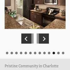 Rental info for Two Bedroom In Mecklenburg County in the Sharon Woods area