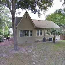 Rental info for Single Family Home Home in Jacksonville for For Sale By Owner in the Murray Hill area