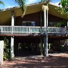 Rental info for GREAT 3 BEDROOM FAMILY HOME WITH SEA VIEWS MEIKLEVILLE HILL in the Yeppoon area