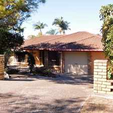 Rental info for Great location, Great Sized Family Home. in the Brisbane area