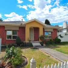 Rental info for Charming Home with Public Transport at your Front Door!
