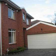 Rental info for THIS MUST BE THE AREA'S LARGEST AND FINEST TOWNHOUSE in the Hughesdale area