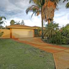 Rental info for GREAT VALUE IN THE HEART OF BALLAJURA