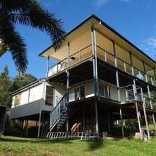 Rental info for Large Water Front Home