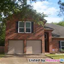 Rental info for 14611 Coolridge Ct in the Houston area